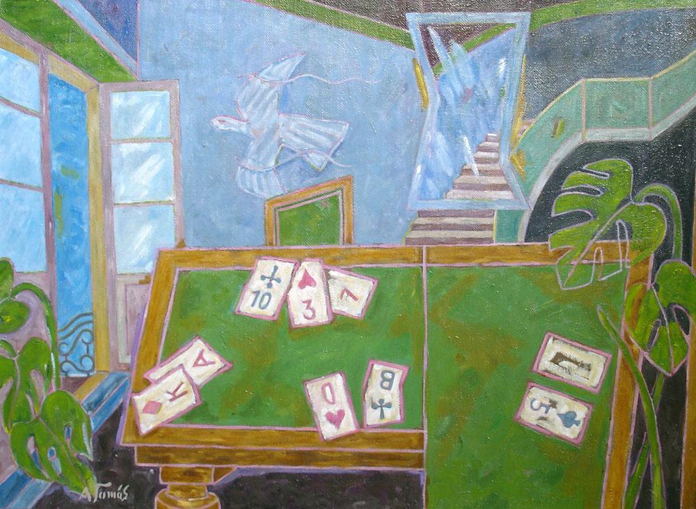 Der Kartentisch