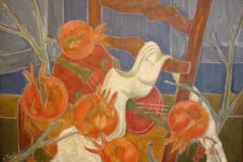 Carolins Bratsche und die Granatäpfel