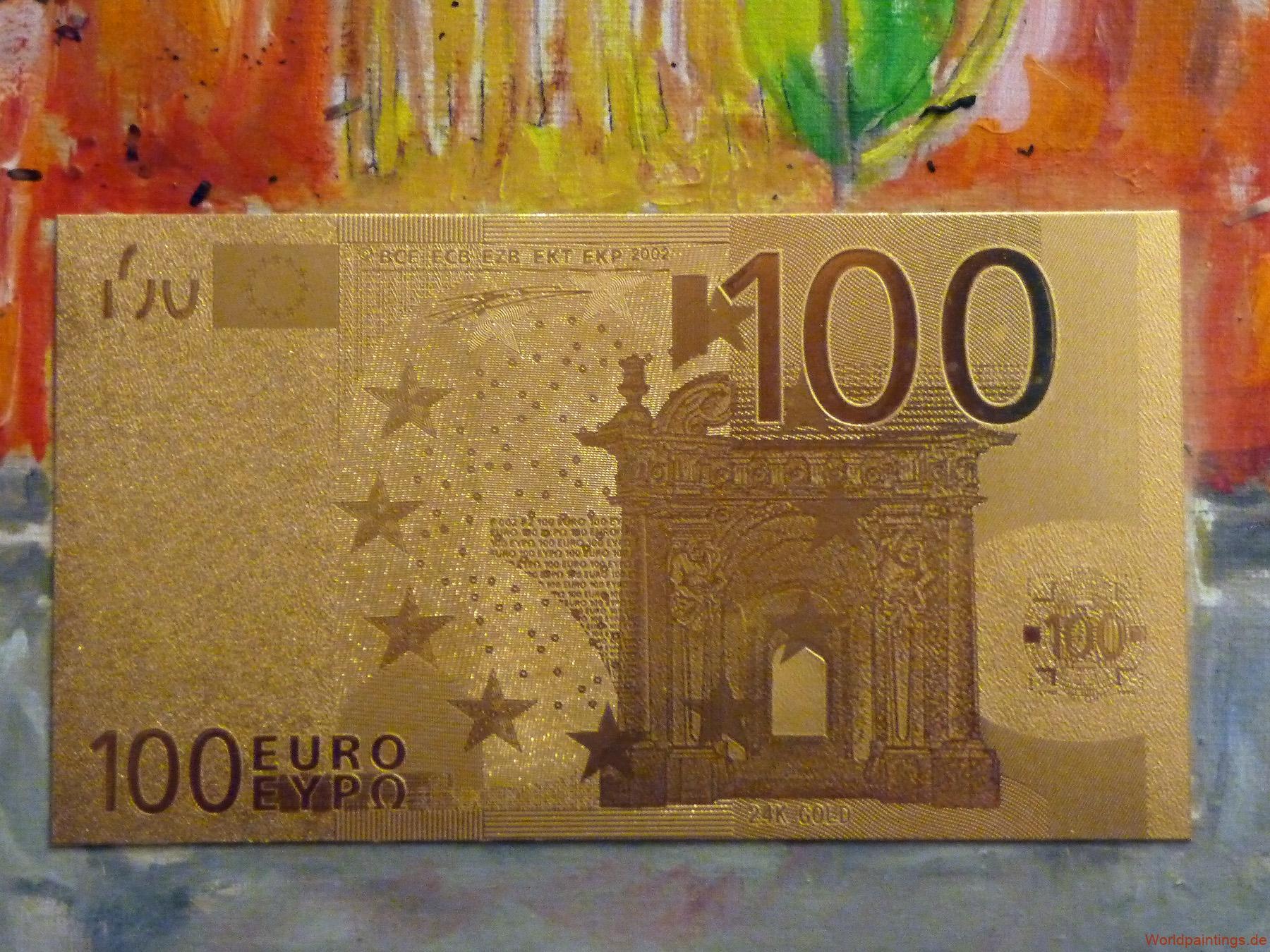 100E Banknote