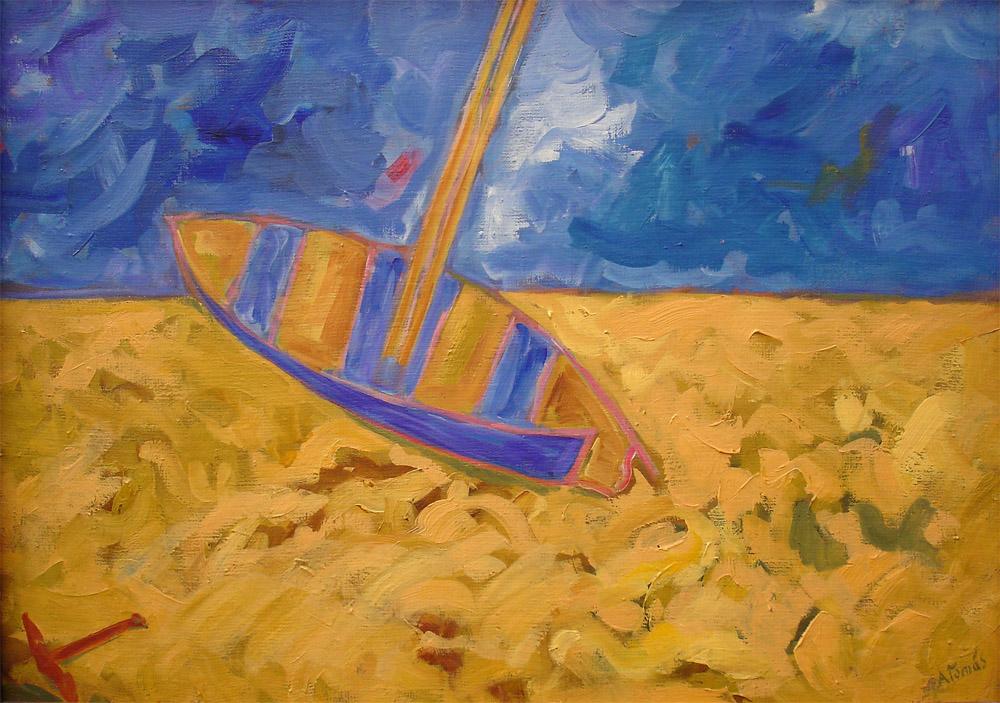 Die Strandung I