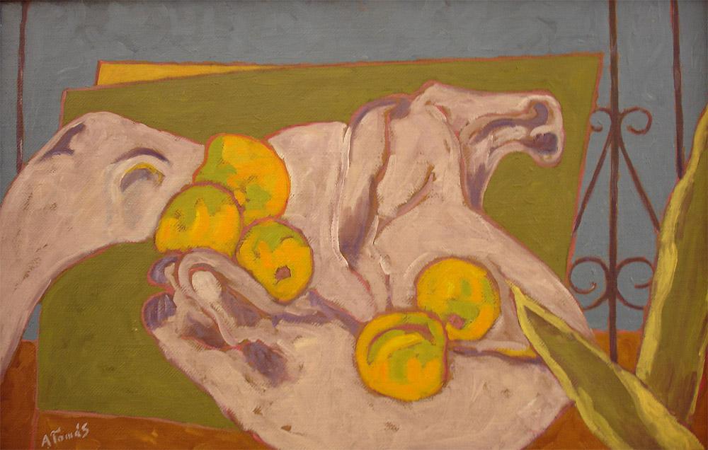 Die Orangen der Señora Perles