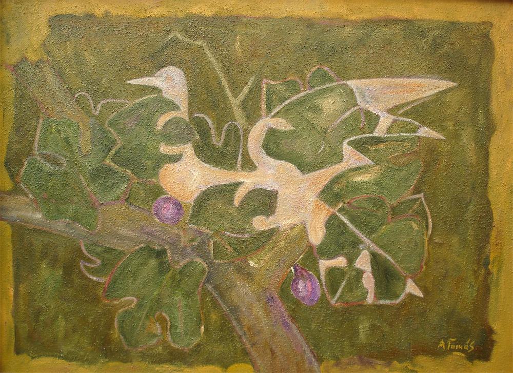 Der Vogel in der Feige