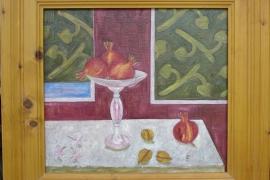 La mesa blanca