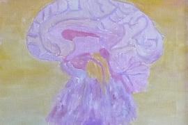 Gehirn als Atompilz