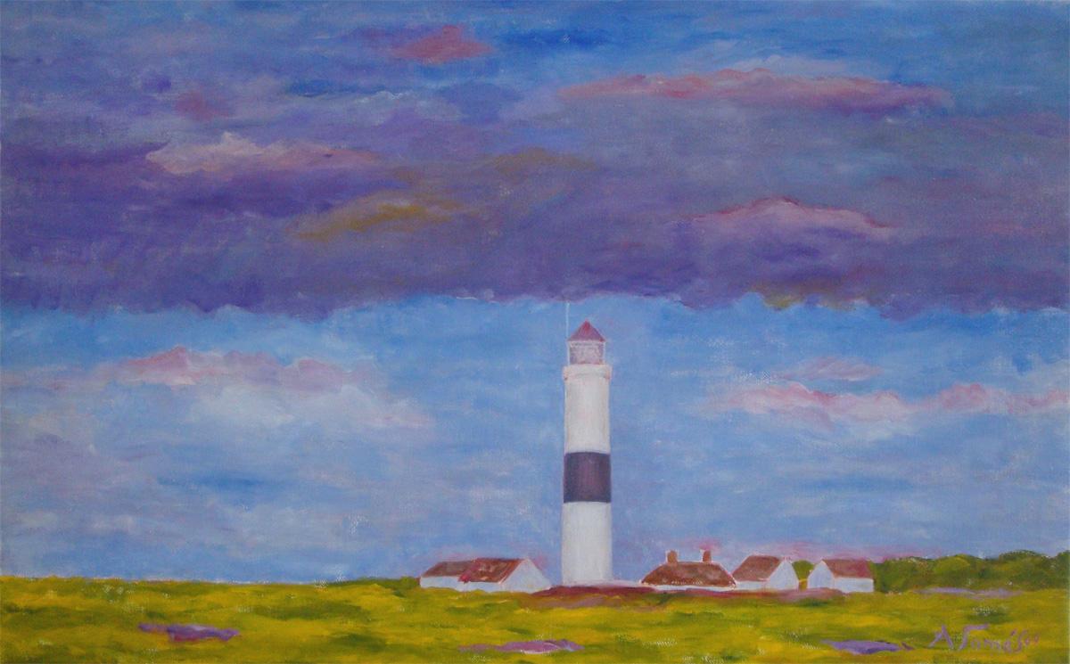 Leuchtturm Kampen • Sylt