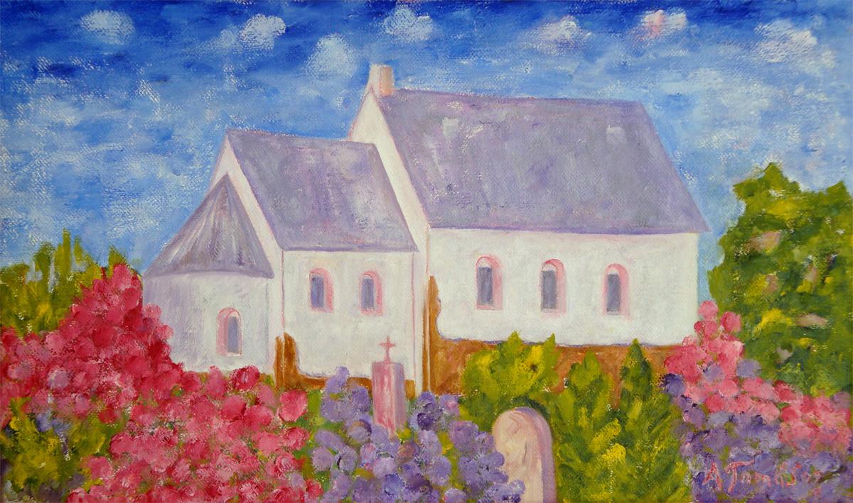 St. Martin in Morsum • Sylt