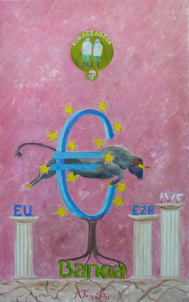 La cleptrocracía europea desentraña a España