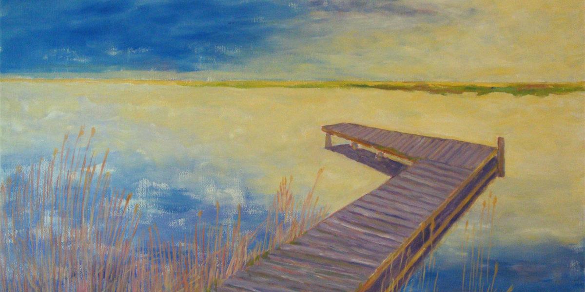 Selbstbesinnung Sylt - Ölmalerei der Nordseeinsel Sylt